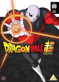 ドラゴンボール超 コンプリート DVD BOX 9 (105-117話) ドラゴンボール DVD アニメ 輸入版