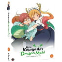 小林さんちのメイドラゴン 全13話+OVA DVD クール教信者 京都アニメーション DVD アニメ 輸入版