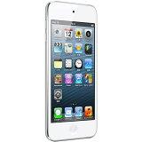 中古 iPod touch 第5世代 16GB ホワイト&シルバー 本体のみ [Bランク]