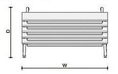 会議ミーティング用テーブルKT-620シリーズ天板フラップ式幅1500×奥行き600mm【KT-S623】