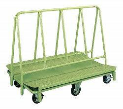 長尺物運搬車 幅1270×奥行き870×高さ1000mm 均等耐荷重:500kg【RTA-128】:エコノミーオフィス-オフィス家具