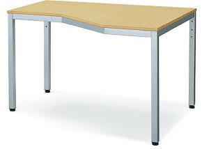 サイズクリエイティヴテーブル右タイプ幅1200mm×奥行き900mm【HF-CYDER129S】