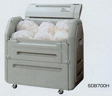 ダストボックス 間口1180×奥行き710×高さ864mm【SDB400H】:エコノミーオフィス-オフィス家具