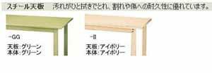 ワークテーブル300シリーズ固定式高さ740mmスチール天板幅900×奥行き600×高さ740mm【YAMA-SWS-960】