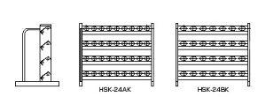 ツーリングラック【HSK-24AK】