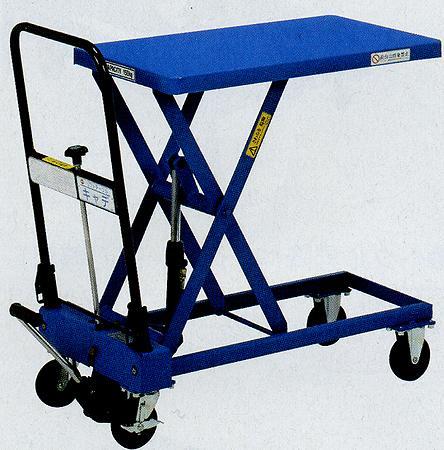 リフトテーブルキャデ 全長950×全幅400×全高840mm 均等耐荷重:150kg【LT-H150-7】:エコノミーオフィス-オフィス家具