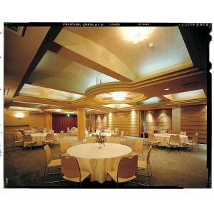 宴会用テーブルFRNシリーズ半円型φ1800×高さ700mm【FRN-180HR】