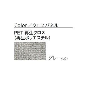 E5シリーズキャレルデスク片キャスター脚タイプ幅900×奥行600×高さ1045・985mm【OE-096CD】