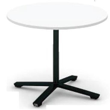 コクヨ ビエナ VIENA 円形テーブル(単柱脚) ポリッシュ脚タイプ 幅900×奥行900×高さ720mm【MT-VE9PM】