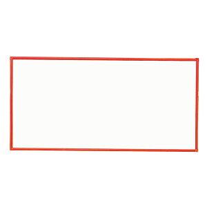 クリーンボードBタイプホワイトボードスチールタイプカラーバリエーション1800×900mm【RBV36】