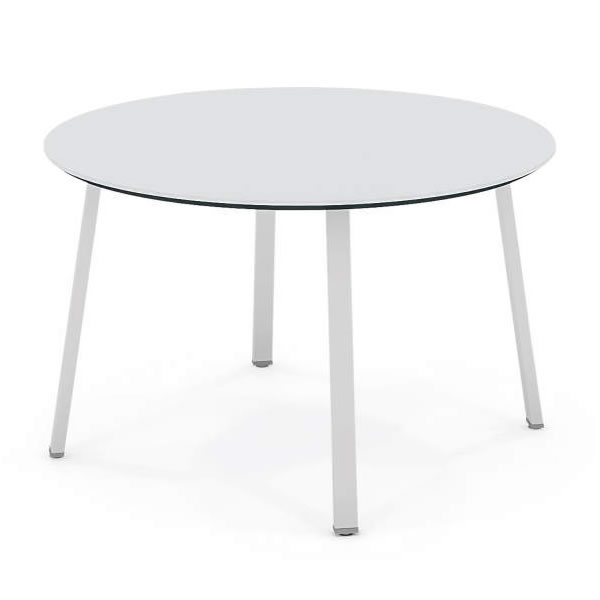 コクヨ SAIBI-TX(サイビティーエックス) 会議用テーブル サークルタイプ 木目天板 幅1200×奥行1200mm【SD-TK12V】:エコノミーオフィス-オフィス家具