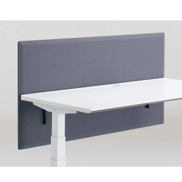 コクヨ SEQUENCE(シークエンス)専用 デスクトップパネル フロントパネル HSNクロス貼り 幅1600mm用 高さ800(机上450)mm【SDV-SE168HSN-N】:エコノミーオフィス-オフィス家具