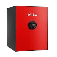 ディプロマットWISEプレミアムセーフ(レッド)WS500ALR