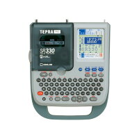 キングジム<KINGJIM>ラベルライター「テプラ」PROベーシックモデルSR3304-24mmテープ対応