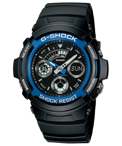 腕時計, メンズ腕時計 CASIO G-SHOCK( G) STANDARD COMBINATION AW-591-2AJF RCP