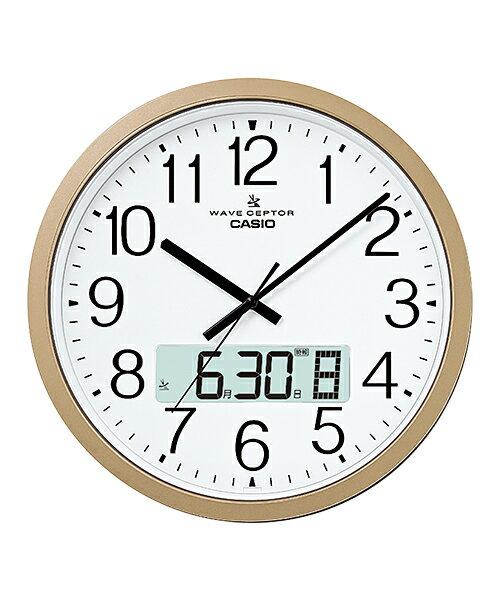 CASIO Gold watch IC-4100J-9JF (CASIO wave ceptor...