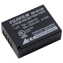 【送料無料】 FUJIFILM<富士フイルム> 純正リチウムイオンバッテリー NP-W126 …