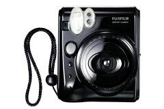 FUJIFILM<富士フイルム> インスタントカメラ チェキ ミニ 50S ピアノブラックinstax mini...