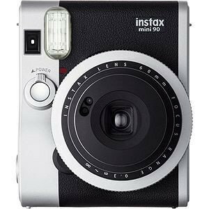 【送料&ラッピング無料】 FUJIFILM<富士フイルム> インスタントカメラ チェキ ミニ 90 instax mini 90 ネオクラシック 【RCP】