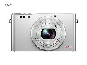 【送料無料】FUJIFILM<富士フイルム> プレミアムコンパクトデジタルカメラ FUJIFILM XQ1 シ...