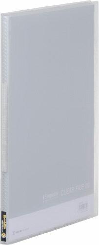 キングジム<KING JIM> シンプリーズクリアーファイル A4S (透明)20P 186TSPトウ 【RCP】