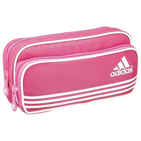 三菱鉛筆adidas<アディダス>筆入 PT−1500 AI ピンク