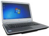 【メモリ3Gモデル】【中古】Windows7Pro!Celeron2.2Gでメモリ3Gまで増設済みでサクサク!♪DVDマルチ搭載でDVD書き込みOK!HDD160G!ノートパソコン!NEC VY22MA-9/PC-VY22MAN7HJR9『CD書込』『DVD書込』『DVD鑑賞』『リカバリ』『Windows7』『激安!B級品』