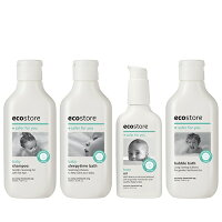 エコストアecostore2020ラッキーバッグ(ベビー)シャンプー入浴剤ボディオイル液体ナチュラルオーガニックエコ