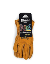 KincoGloves|50C/50YCOWHIDEDRIVERSGLOVESize:KIDS|キンコグローブ【ネコポス可】