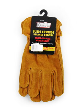 Kinco Gloves | 50 COWHIDE DRIVERS GLOVE | キンコグローブ【ネコポス可】