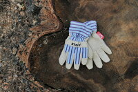 KincoGloves|1927CChild'sLinedUltraSuedePalm|キンコグローブ