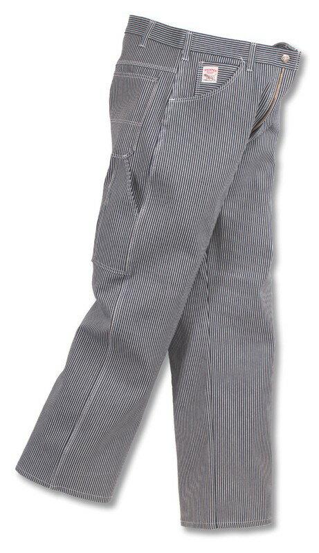 メンズファッション, ズボン・パンツ Pointer Brand Pointer Hickory Stripe Carpenter Jean