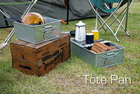 TOTEPAN|MetalTotePanTP3|トートパン