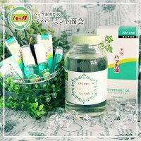 天然ハッカ油スプレー30ml日本製マスク虫よけ無添加ペパーミント商会オイル