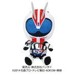 仮面ライダーマッハ 二号 ミニサイズ バンダイ Chibi ぬいぐるみ 平成仮面ライダー ドライブ