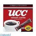 UCC(上島珈琲)[4901201103926] 【24セット】 インスタントコーヒースティック【40本】