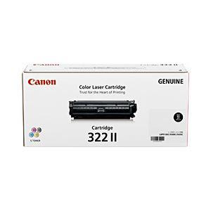 ※同梱「直送」【純正品】キヤノン(Canon)トナーカートリッジブラック型番:カートリッジ322II(B)単位:1個