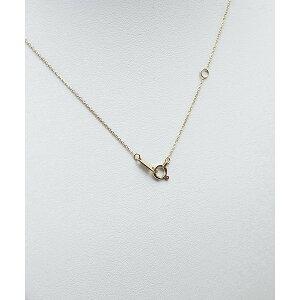 ※同梱「直送」K18ダイヤモンド一粒0.20ctUPネックレスフクリンタイプ