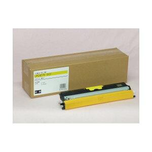 ※同梱「直送」エプソン(EPSON)対応トナーカートリッジ汎用イエローMサイズ印字枚数:2700枚1個型番:LPC4T7Yタイプ汎用