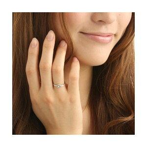 ※同梱「直送」K10ホワイトゴールドダイヤリング指輪スプリングリング18428511号