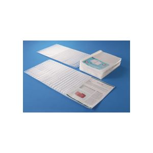 ※同梱「直送」(まとめ)TANOSEEクリヤーブッククリアブックポケットA4タテ30穴100枚入×12パック