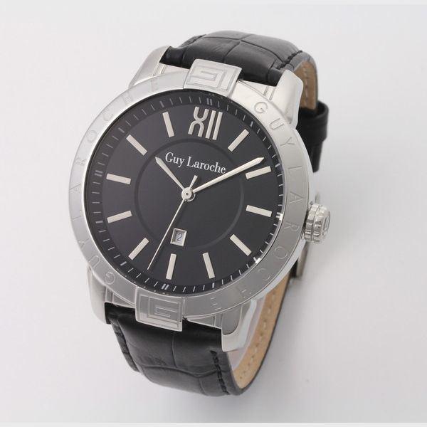 直送・代引不可 Guy Laroche(ギラロッシュ) 腕時計 G3005-01 別商品の同時注文不可:測定器・工具のイーデンキ