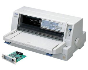 VP-2300N「直送」【・他メーカー同梱】エプソンインパクトプリンタネットワーク標準対応モデル(VP-2300+PRIFNW7のセット)
