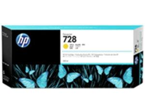 F9K15A「直送」【・他メーカー同梱】株式会社日本HPHP728インクカートリッジイエロー300ml