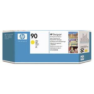 C5057A「直送」【・他メーカー同梱】株式会社日本HPHP90インクヘッド/クリーナーイエロー