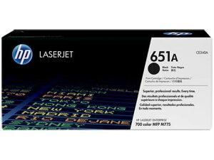 CE340A「直送」【・他メーカー同梱】株式会社日本HP651A黒トナーカートリッジ