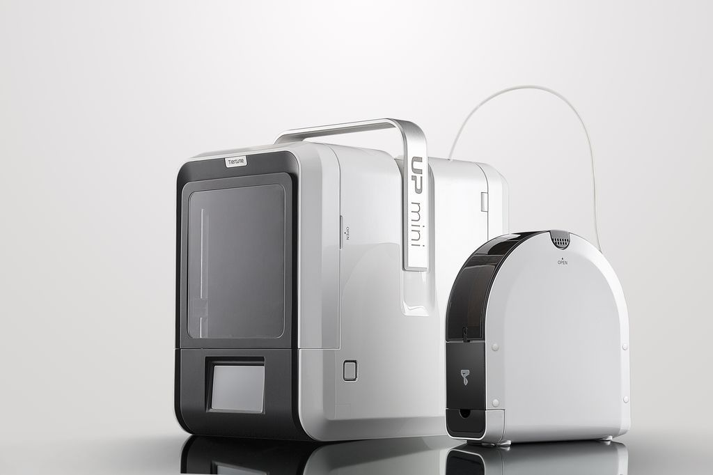 CB00020 「直送」【代引不可・他メーカー同梱不可】 日本3Dプリンター UP Mini2:測定器・工具のイーデンキ