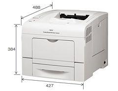 PR-L8250「直送」【・他メーカー同梱】NEC<MultiWriter>モノクロレーザープリンタ8250(A3)
