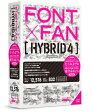 FF08R1 「直送」【代引不可・他メーカー同梱不可】 ポータルアンドクリエイティブ FONT x FAN HYBRID 4