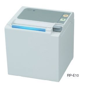 RP-E10-W3FJ1-1「直送」【・他メーカー同梱】セイコーインスツルPOSプリンタRP-E10白色上紙排出USB/シリアル接続